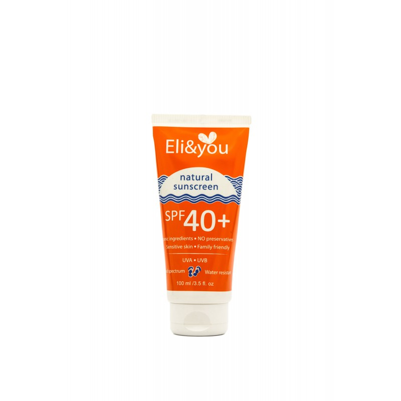 Natural Sunscreen SPF 40+
