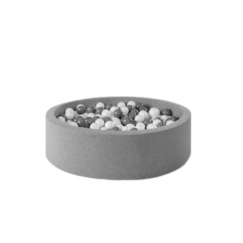 Grey Ball Pit