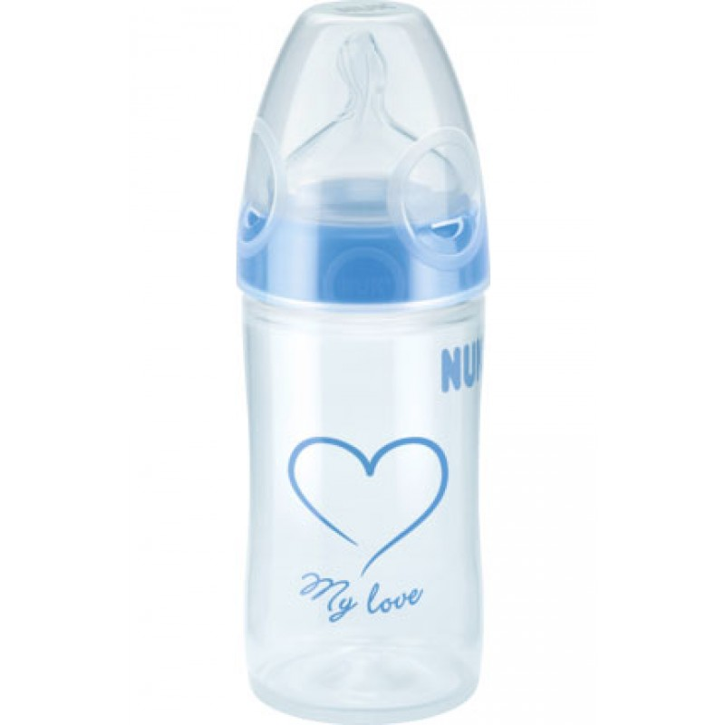 NUK New Classic Bottle - Boy (150ml)