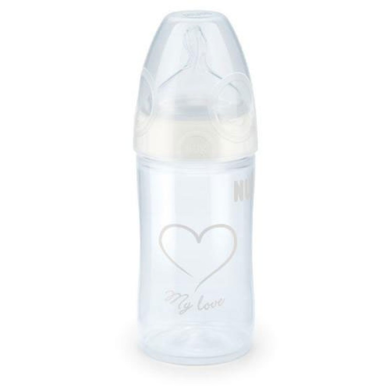 NUK New Classic Bottle - Unisex (150ml)
