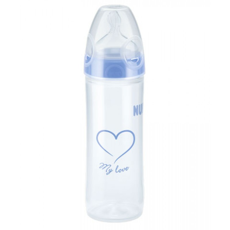 NUK New Classic Bottle - Boy (250ml)