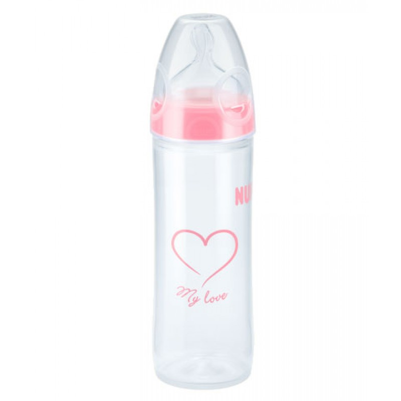 NUK New Classic Bottle - Girl (250ml)